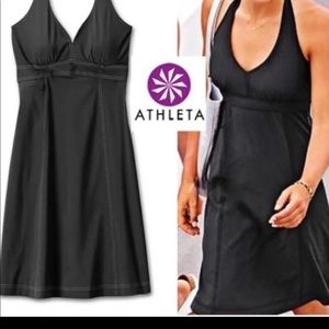 Athleta packable anywhere dress. Sz M